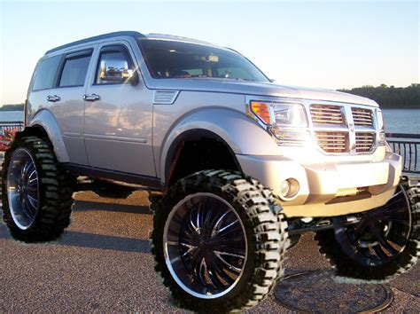 lifted jeep nitro dodge nitro 4 0 2007 auto images and specification