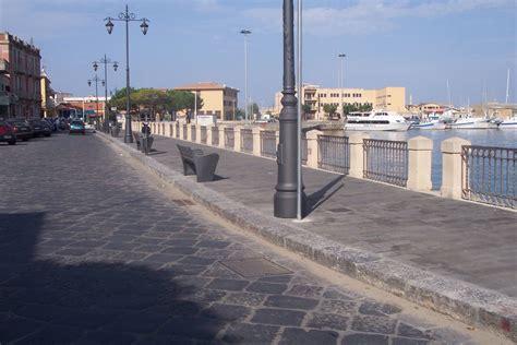 porto vibo marina riqualifica pavimentazione stradale di vibo marina in