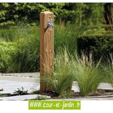 Robinet Fontaine Exterieur by Fontaine De Terrasse Borne Fontaine De Jardin Fontaine D