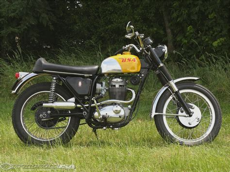 1966 BSA B44 Victor Enduro ? Classic Motorcycle Review