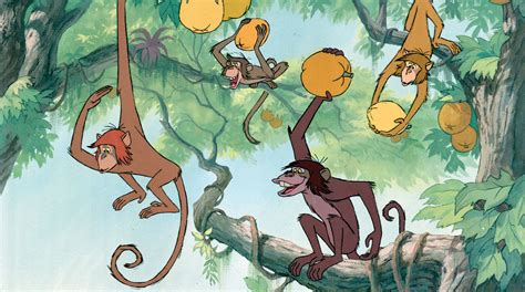 jungle book picture i am the chattering languor monkey or why muka is
