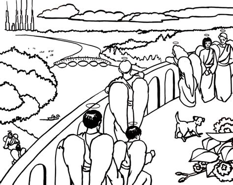printable heaven images the heaven is for real app has beautiful coloring pages