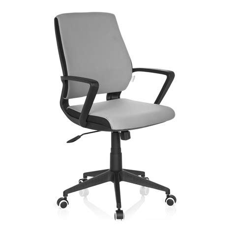 Elisa Black silla de oficina elisa uso 8h estructura negra gris