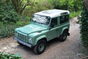 original land rover defender 2016 land rover defender 90 heritage review