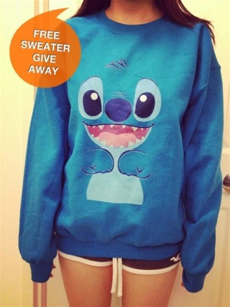 Sweater Stitch stitch crewneck fresh tops on wanelo
