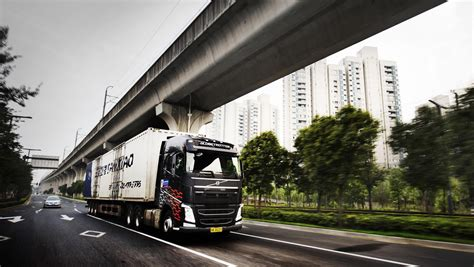 volvo trucks china e commerce in china volvo trucks magazine