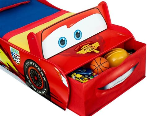 lit cars disney flash mc 70x140 terre de nuit