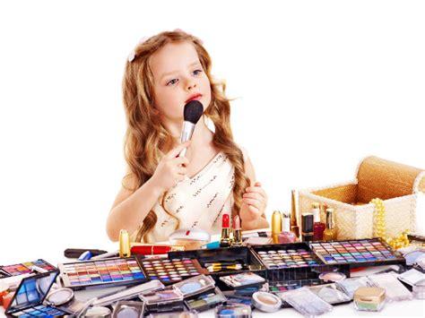 Make Up Kid Wardah should apply makeup boldsky