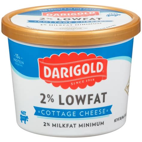Cottage Cheese Costco by Darigold 2 Lowfat Cottage Cheese From Costco Instacart