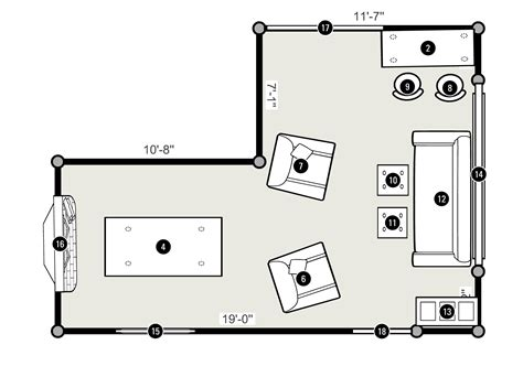 room floor plan room plan home decor room plans room planning tool room