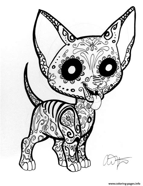 cute day of the dead coloring pages car sugar skull cute coloring pages printable