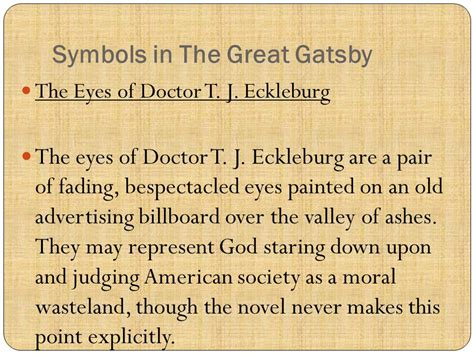 theme of society in the great gatsby the great gatsby project ppt video online download