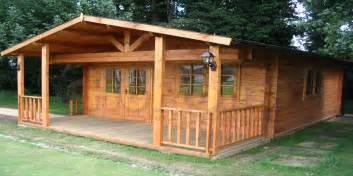 log cabins small