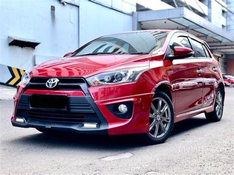 Mazda 2 R 1 5 At 2015 Merah jual mobil toyota yaris 2015 trd sportivo 1 5 di dki