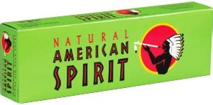 american spirit menthol lights box cigarettes made in usa