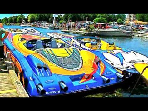 cigarette boat races kingston brockville poker run city of the 1000 islands ontario
