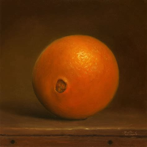 orange painting tell me a story august 2014