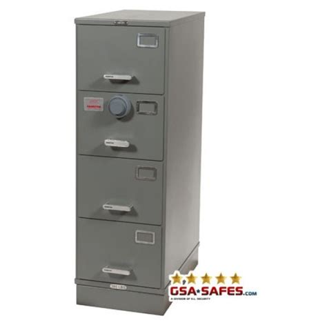 4 Drawer Filing Cabinet With Lock by 7110 00 920 9343 Class 6 4 Drawer Gsa Approved File