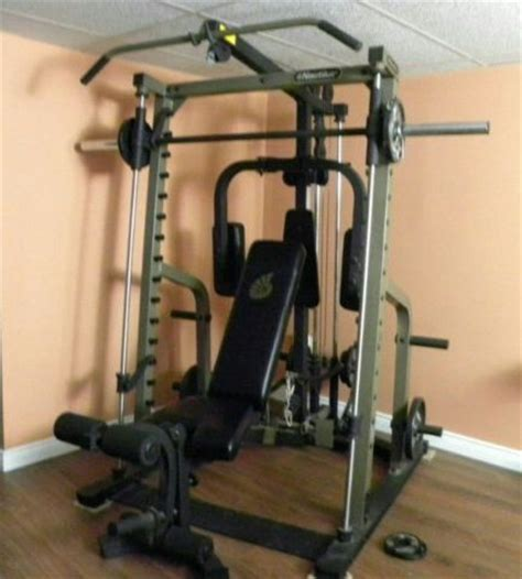 nautilus smith machine lat pec deck in pickering letgo