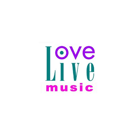 i love house music logo love live music logo