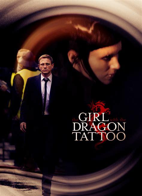 dragon tattoo us movie tgwtdt fanart the girl with the dragon tattoo 2011