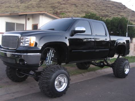 lifted gmc 1500 2008 gmc sierra 1500 lifted wallpaper 2048x1536 34669