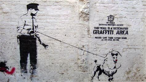 street art  london banksy