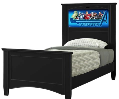 light headed beds lifetime 20277 canterbury twin black lightheaded bed new