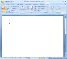 Microsoft Office Word 2007 Print Layout View Document View 171 Editing 171 Microsoft