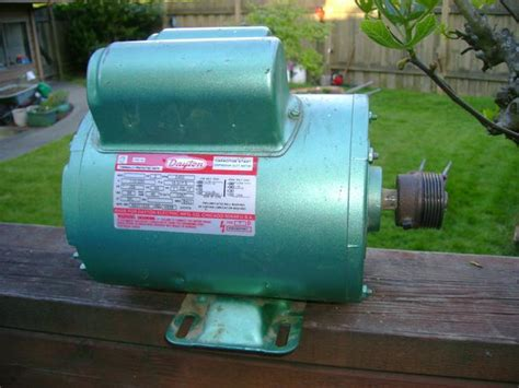 dayton compressor duty 2hp electric motor saanich mobile