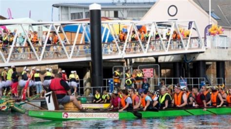 jersey hospice dragon boat racing hundreds stick their oars in for jersey hospice care