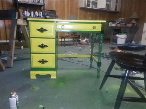 John Deere Desk For Owens Rooms Furniture Projects