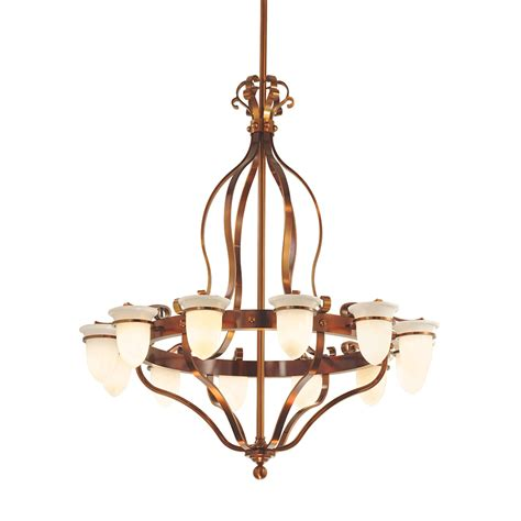 Artisan Chandelier Artisan Lindos Ring Chandelier Crenshaw Lighting