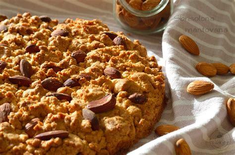 torta sbrisolona mantovana ricetta ricerca ricette con torta sbrisolona senza farina di mais