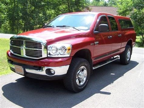 how to fix cars 2007 dodge ram 2500 engine control sell used 2007 dodge ram 2500 slt crew cab pickup 4 door 5 7l heavy duty 4x4 in greenville new