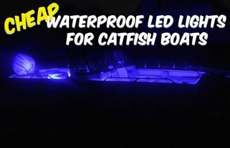 led lights for your boat cheap waterproof led lights for your catfish boat