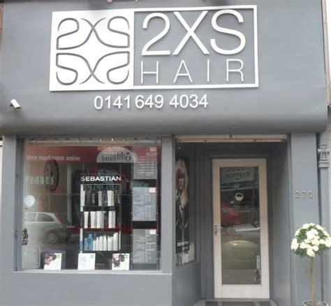 hairdresser ratings glasgow 2xs hair salon glasgow review the sunday girl
