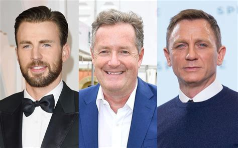 piers morgan daniel craig ο chris evans έβαλε τον piers morgan 171 στη θέση του