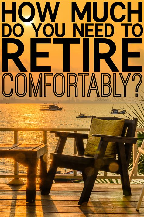 How Much Do You Need To Retire Comfortably Savvymom Ca