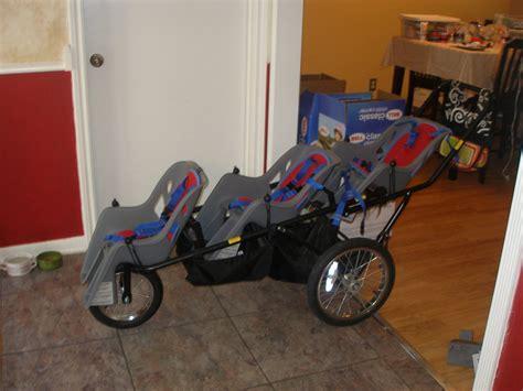 buggy decke graco triplet stroller buggy push chair pram with car