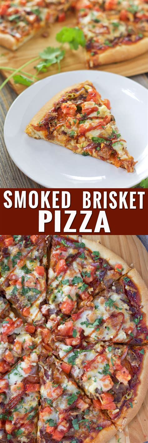 Pizza Smoked Beef best 25 smoked beef brisket ideas on food smokers smokers and recipes