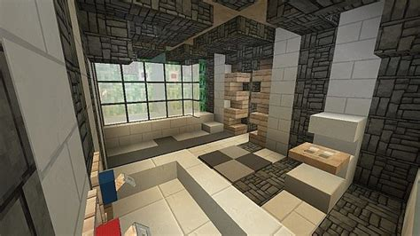 minecraft master bedroom minecraft modern cave house minecraft project