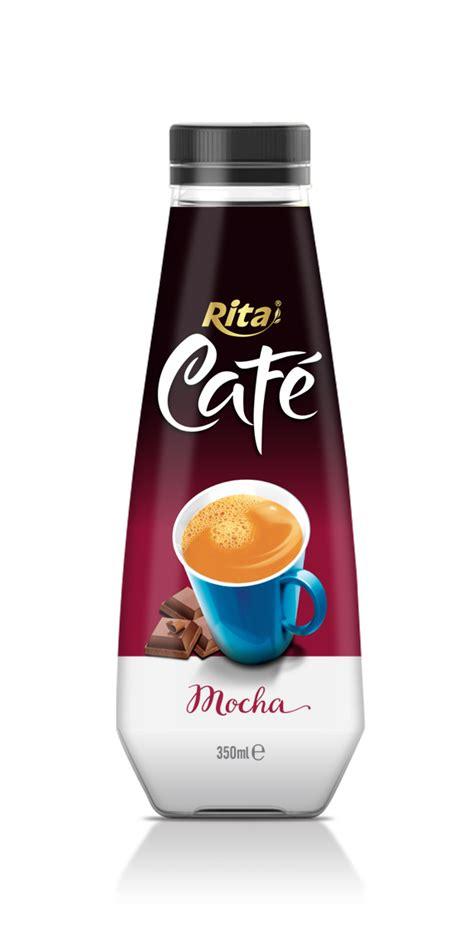 Fruit Tea Yuzu Pet 350ml 350ml pet bottle mocha coffee label beverages