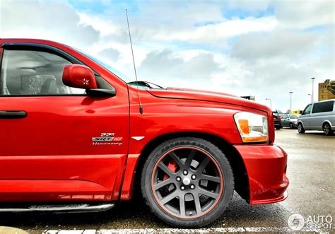 Dodge Ram SRT 10 Quad Cab Hennessey   7 March 2016
