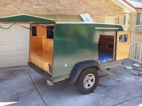 home built travel trailer plans home built cing trailers homemade cer trailer