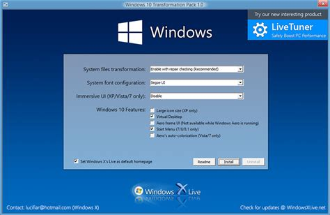 windows 10 themes download for windows xp download windows 10 theme for xp