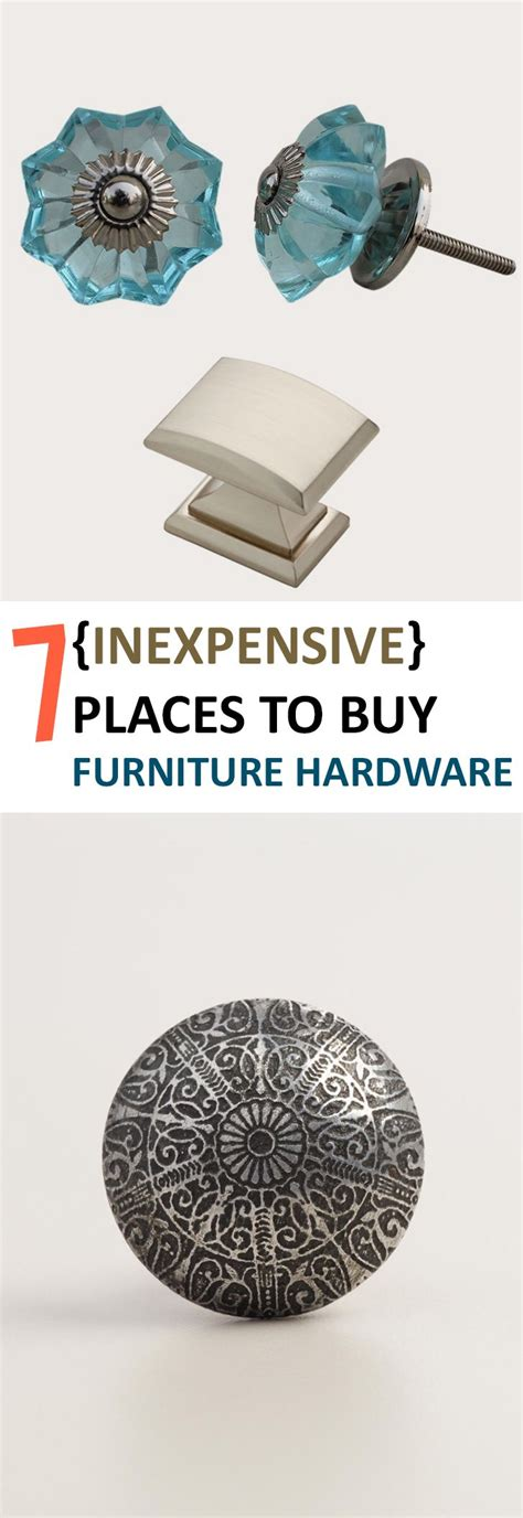 7 Places To Buy by 7 Inexpensive Places To Buy Furniture Hardware Sunlit
