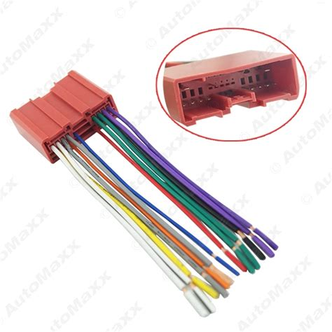 2011 mazda 3 car stereo wire harness color codes wiring