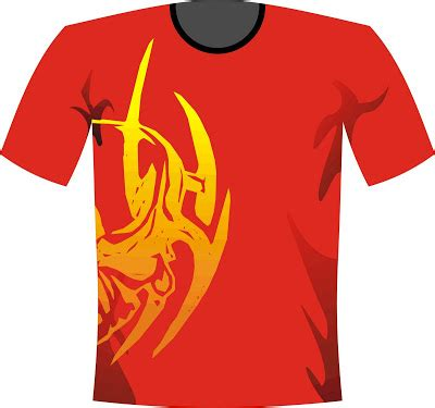 Baju Kaos My Second Home My Office banjar design hasil desain kaos dgn corel draw 2