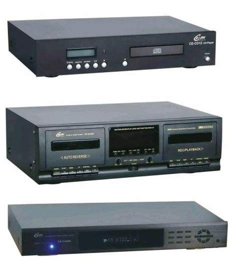 Cd Player With Cassette Deck by Cd Player Cassette Deck Am Fm Tuner Guangzhou Ceopa